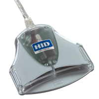 Компактный настольный считыватель OMNIKEY (CardMan) 3021 USB контактных смарт-карт