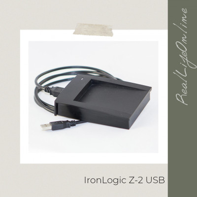IronLogic Z-2 USB (чтение)